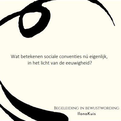 69. Bibw quote - sociale conventies