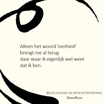 118. Bibw quote - eenheid